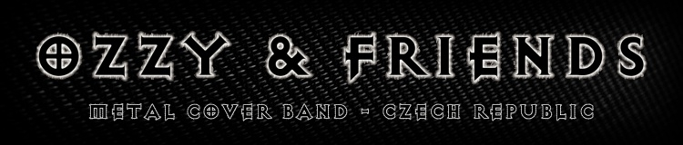 Ozzy & Friends - Metal Tribute Band from CZ